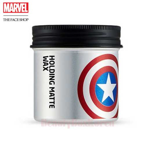 THE FACE SHOP Holding Matte Wax 90g [Marvel Collaboration]